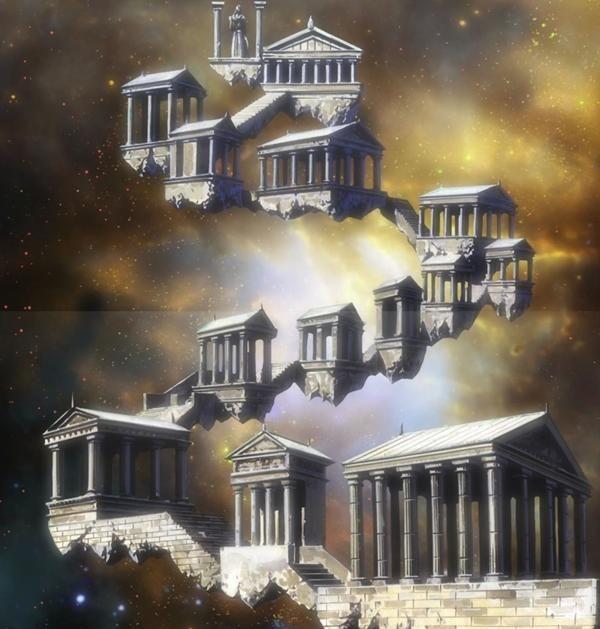 Escenarios 12 casas lucho caballeros del zodiaco - Casas del zodiaco ...