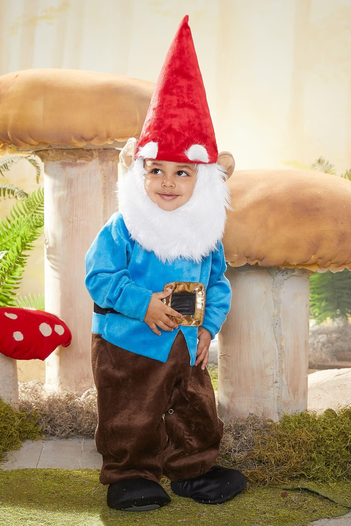 Garden Gnome Costume for Baby - alt1  sc 1 st  Pinterest & Garden Gnome Costume for Baby   Gnomes Chasing fireflies and Fireflies