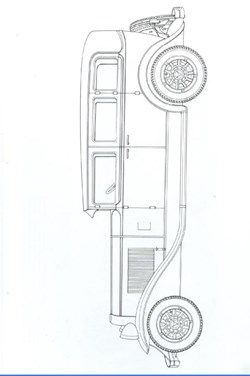 Kids-n-fun.com | 33 coloring pages of Classic cars