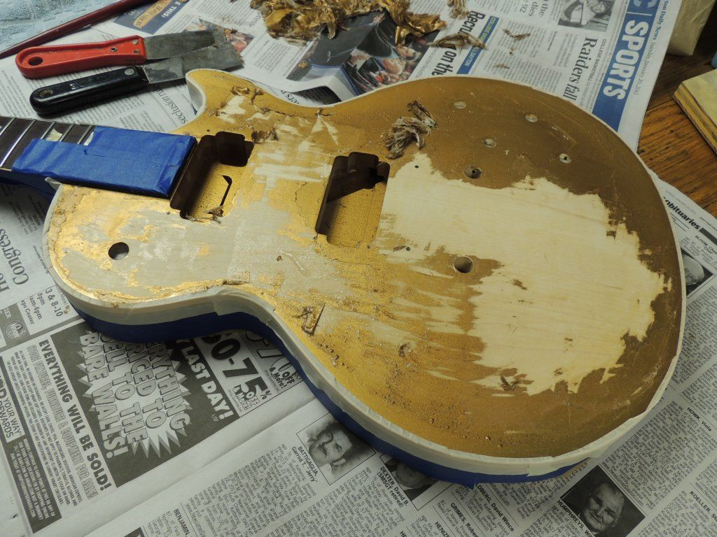 The Guitar Refinishing And Restoration Forum View Topic Goldtop Fenderr Forums O Strat Tone Control For Every Pickup To Blacktop