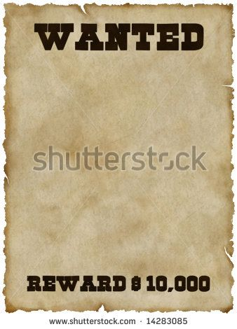 most wanted template free - Yahoo Image Search Results Cub - create a wanted poster free