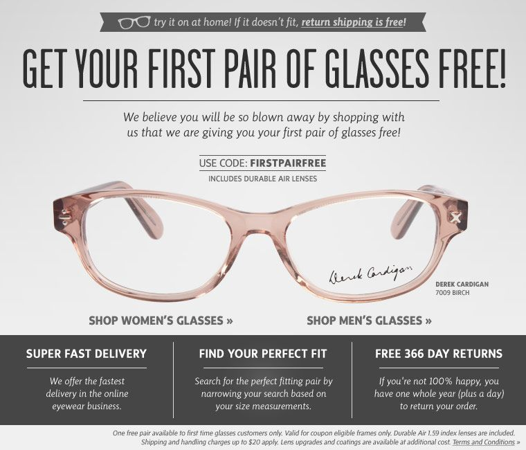 c244640946b Am getting free glasses