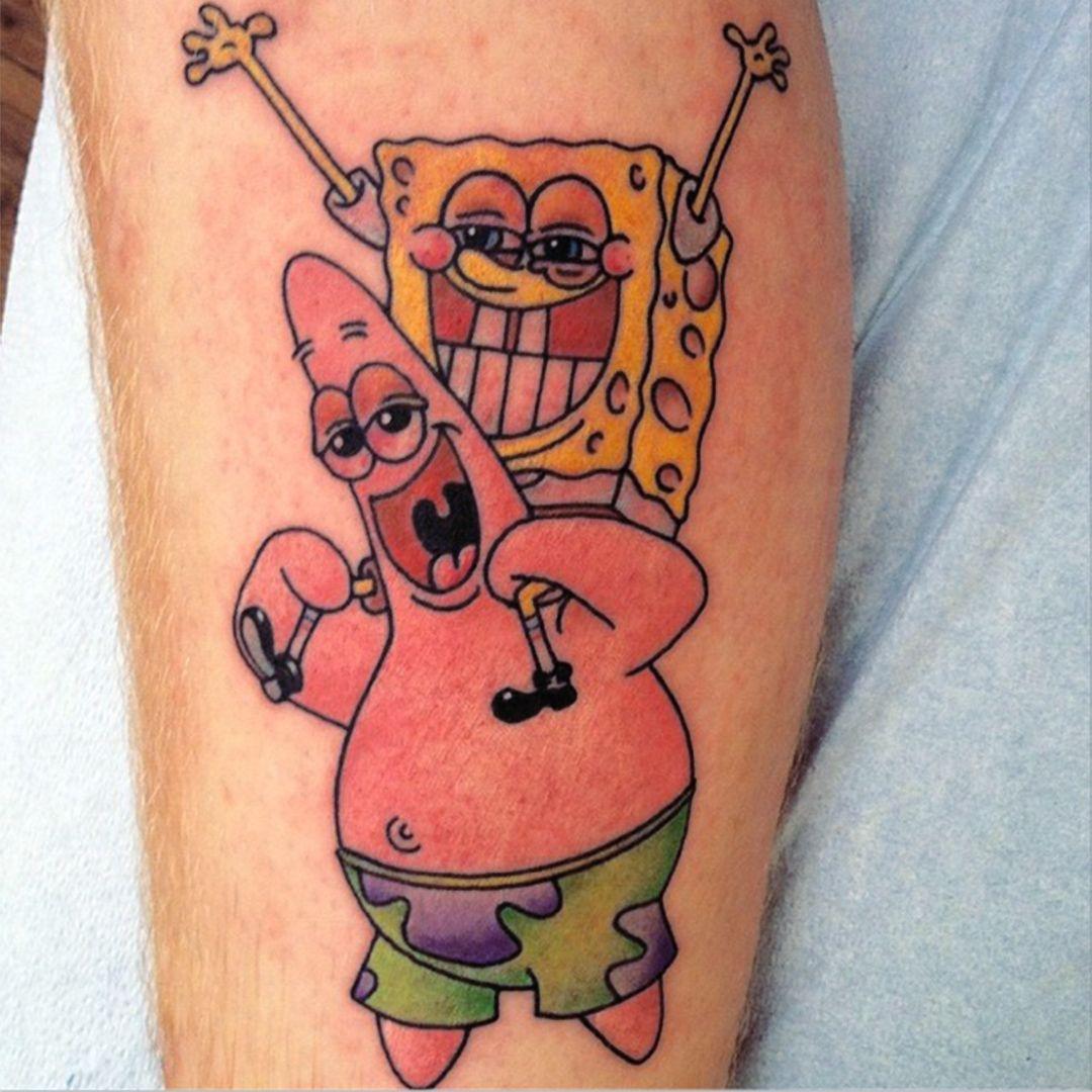 Stoner Spongebob And Patrick It S 4 20 In Bikini Bottom Brah All