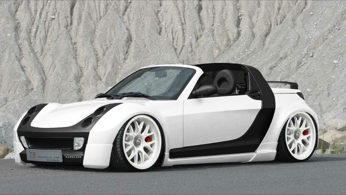 smart roadster coupe - photo #36
