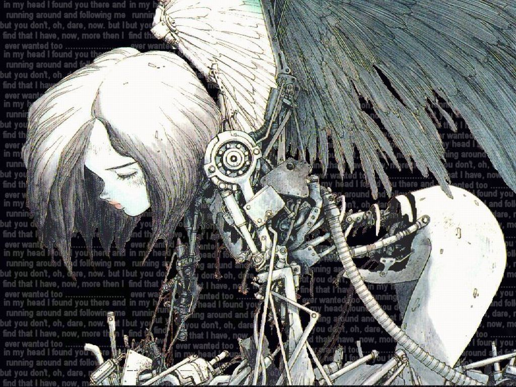 Classic Battle angel Alita.