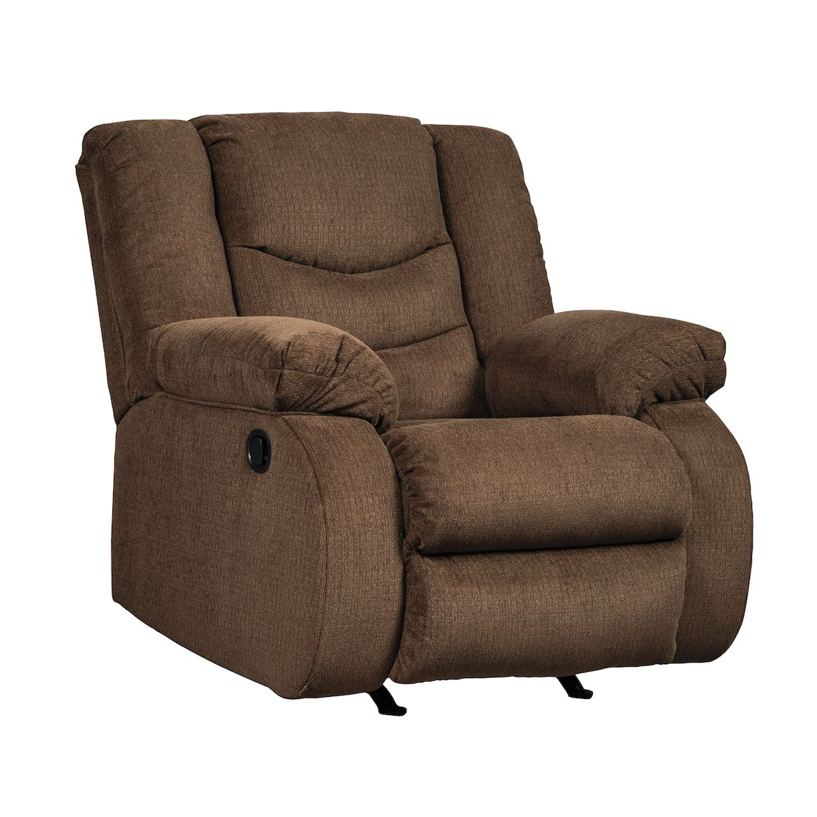 American Furniture Liquidation Brooklyn Park Mn: Coppola Recliner - Chocolate