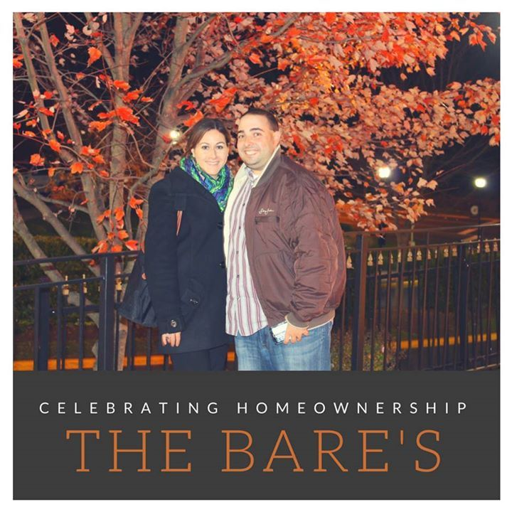 It's hard to believe that it will be 3 yrs since The Bare's purchased their #firsthome Thank you for your business. #throwbackthursday