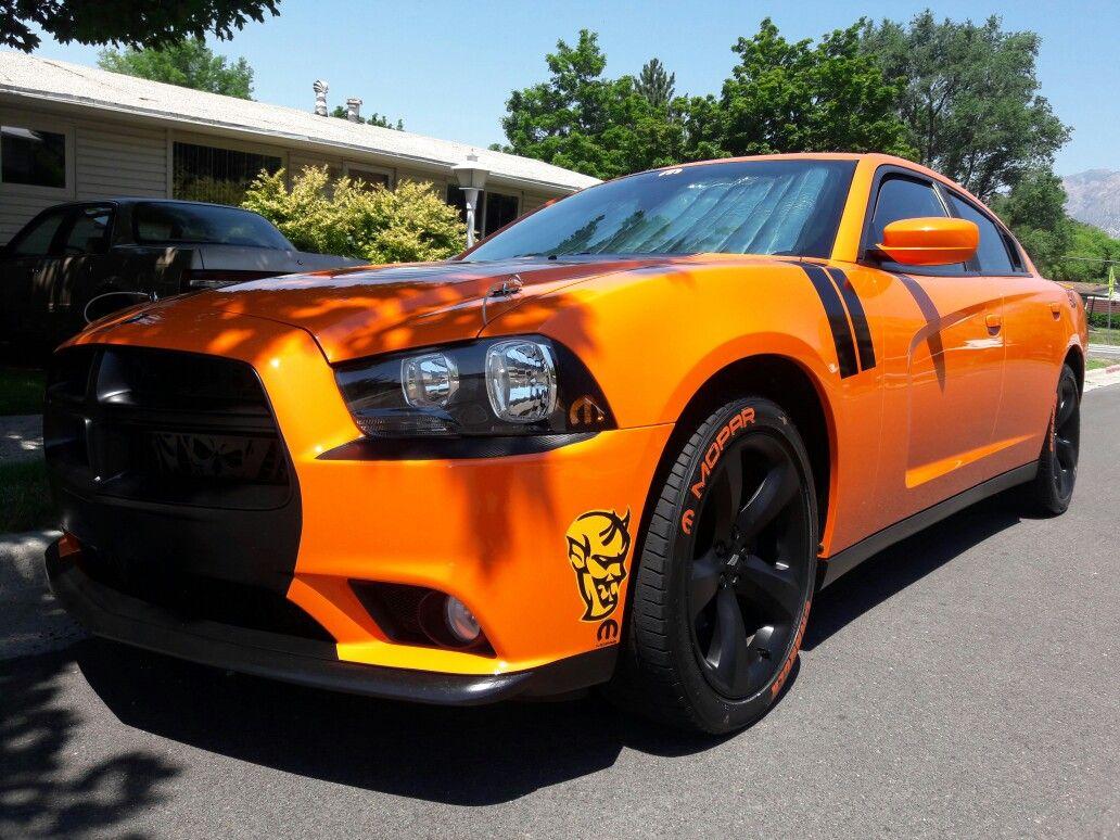 Custom 2014 Dodge Charger Sxt Called Sinister Krush