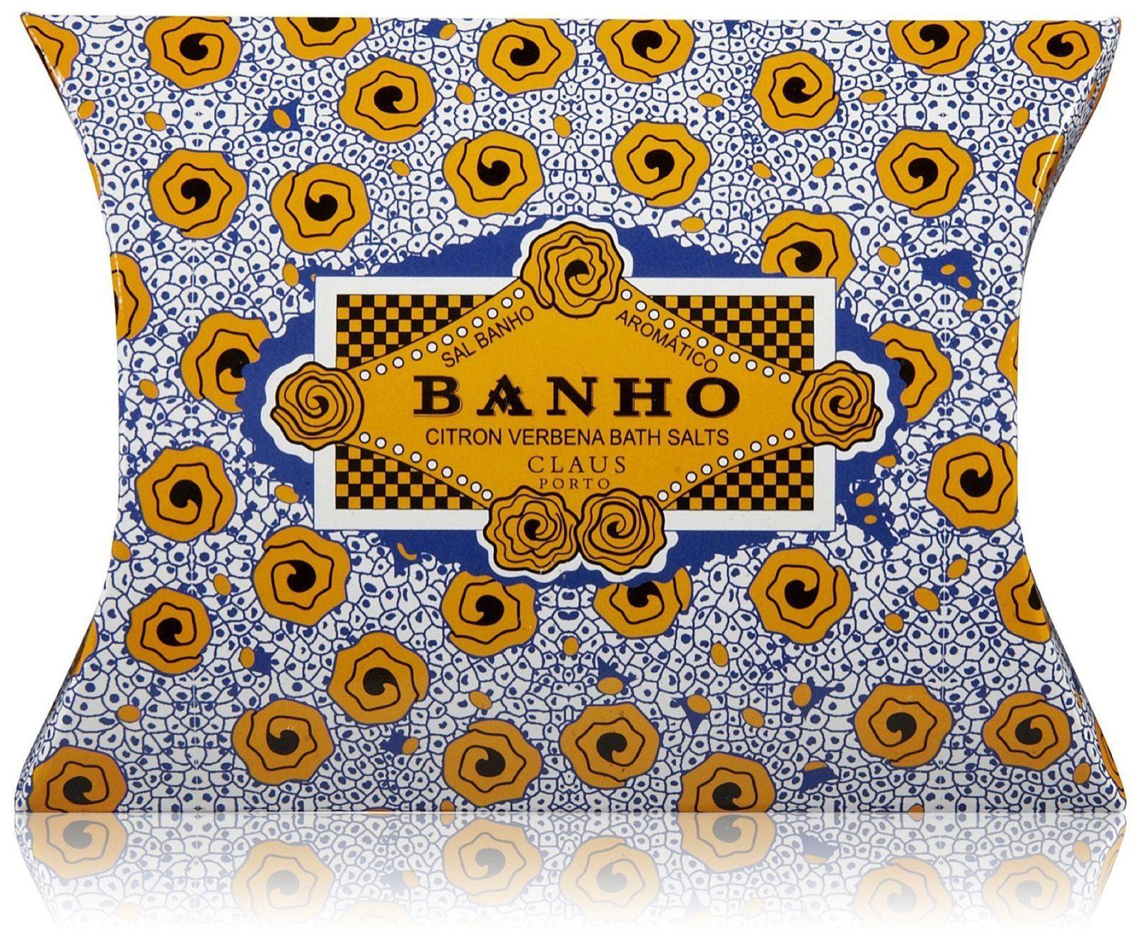 Claus Porto Deco Collection Banho - Citron Verbena Bath Salts