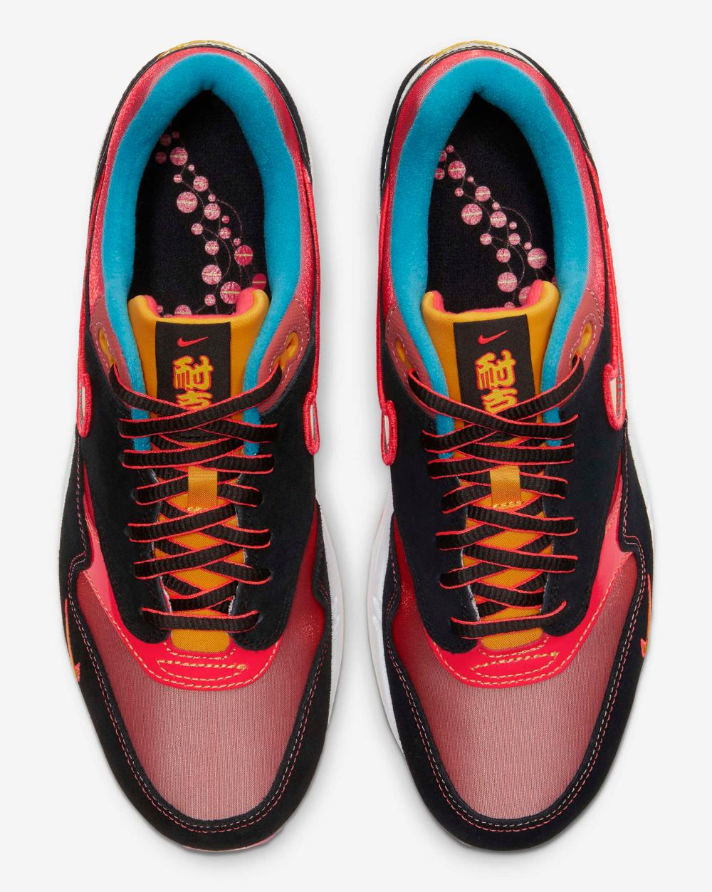"Nike Air Max 1 ""NYC Chinatown"" Nike air max, Air max 1"