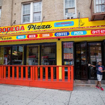 Bodega Pizza In Washington Heights Fires Up Great Pies