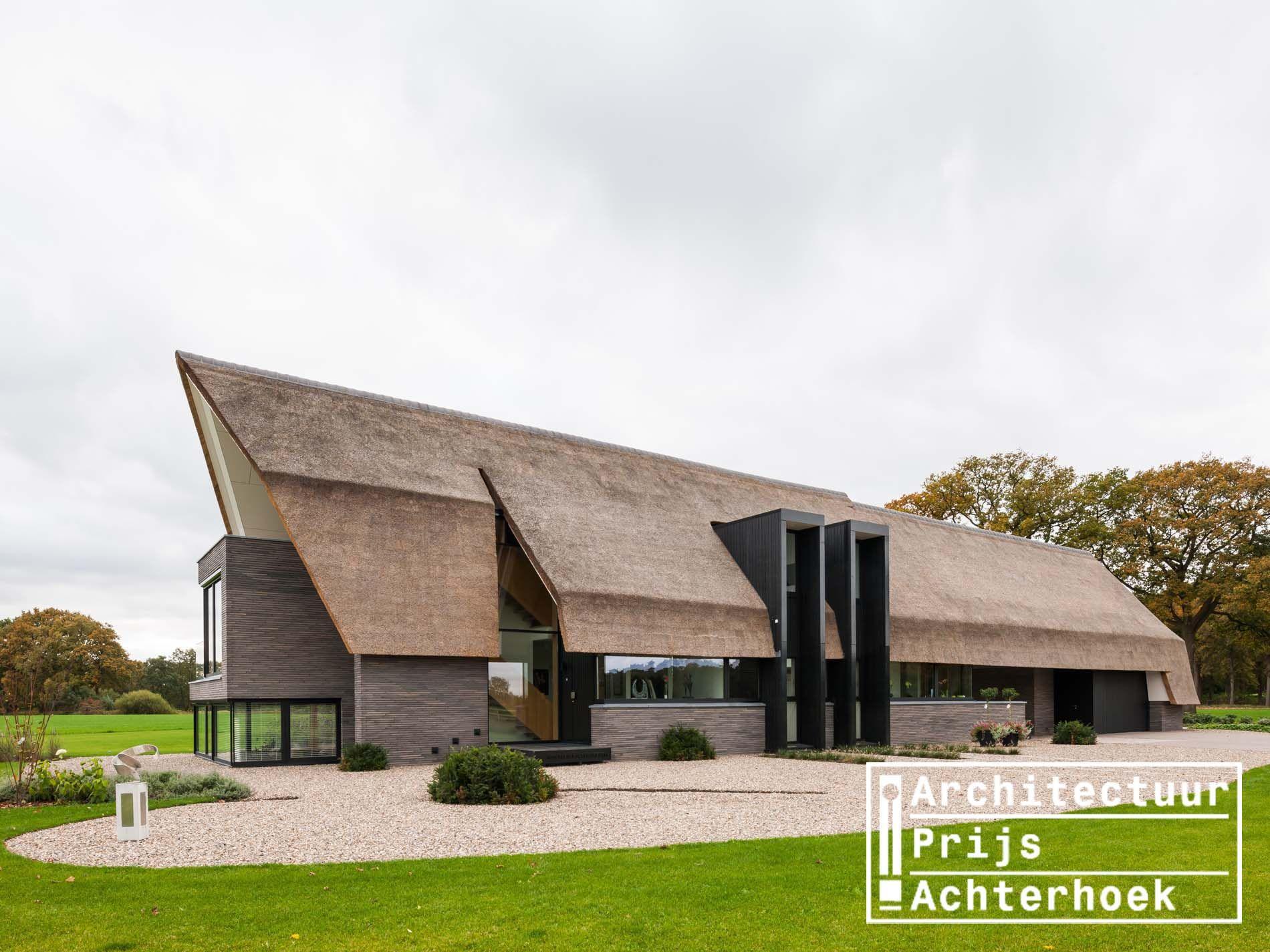 Maas architecten winnaar architectuur prijs achterhoek for Hedendaagse architecten