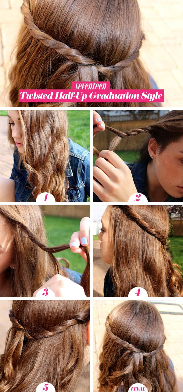 13 Graduation Hairstyles You Can Rock With Your Cap Hair