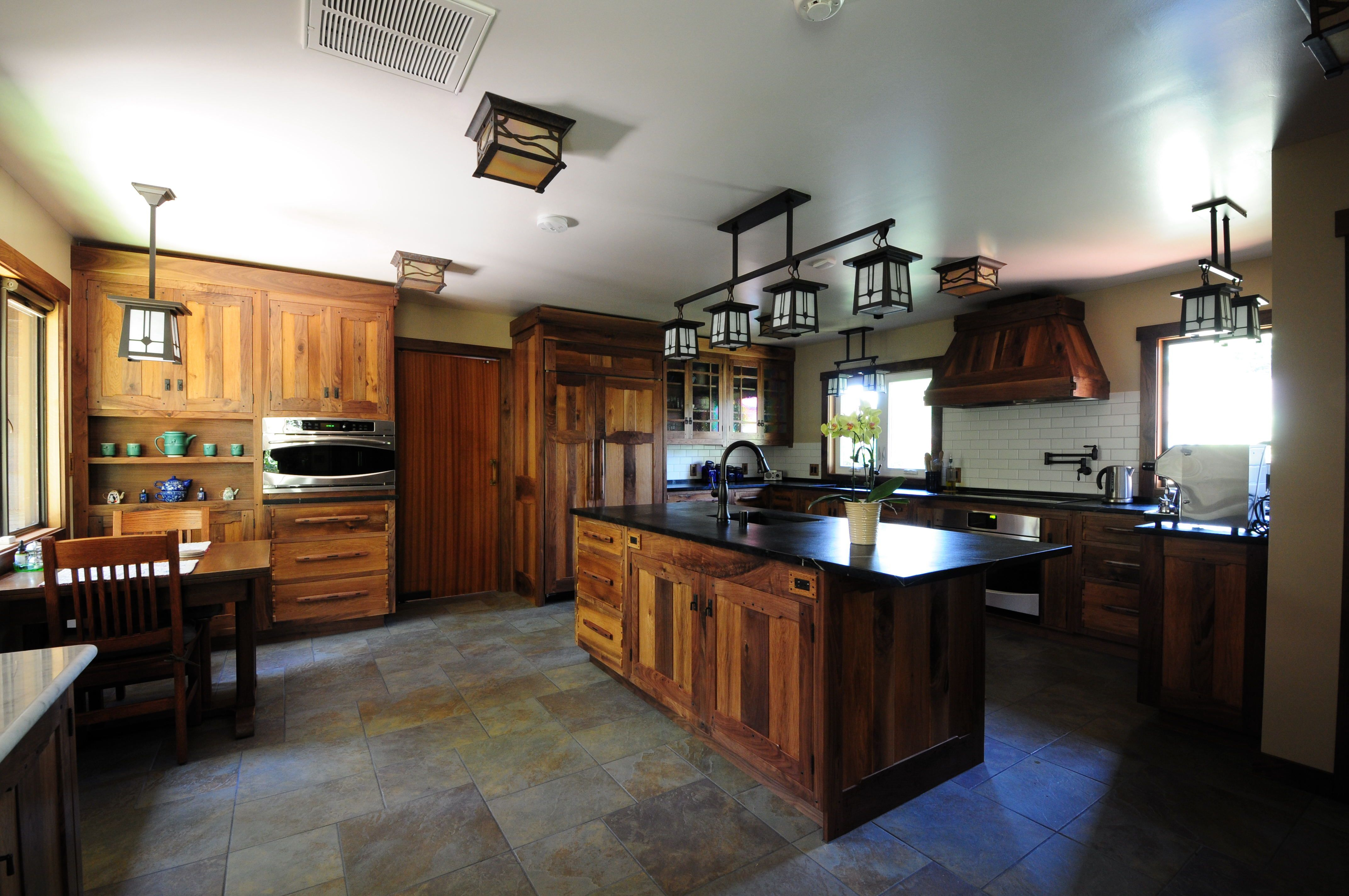 Lowes Kitchen Cabinets Of All Kinds Of Materials Rustic