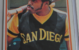 I will sell my 1978 Dave Winfield topps #530 for $4.00