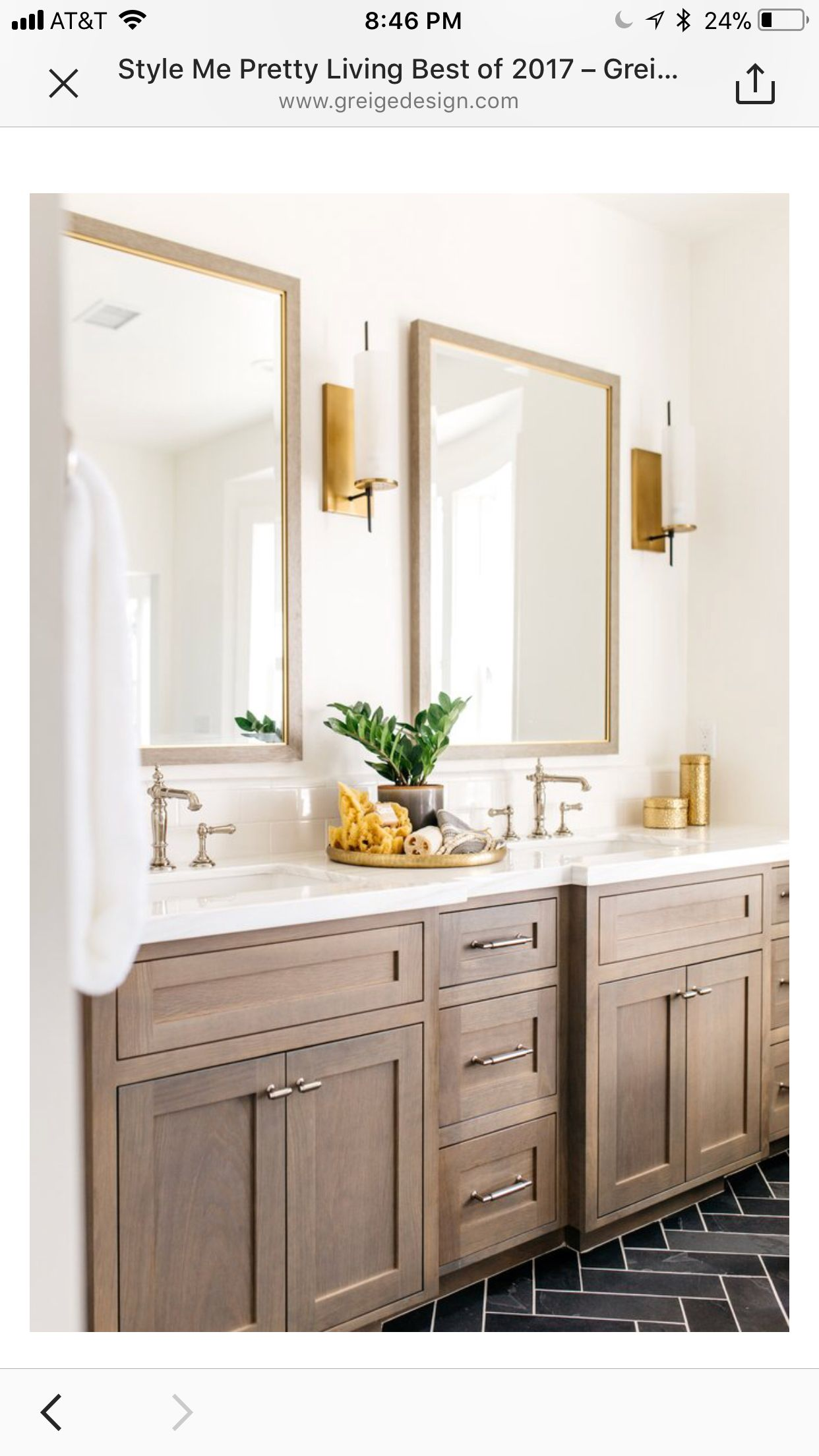 Pin by Jody Justice on Bathrooms | Pinterest | House goals, Bathroom ...