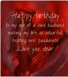 Romantic birthday wishes for lover in 2020 Birthday wish