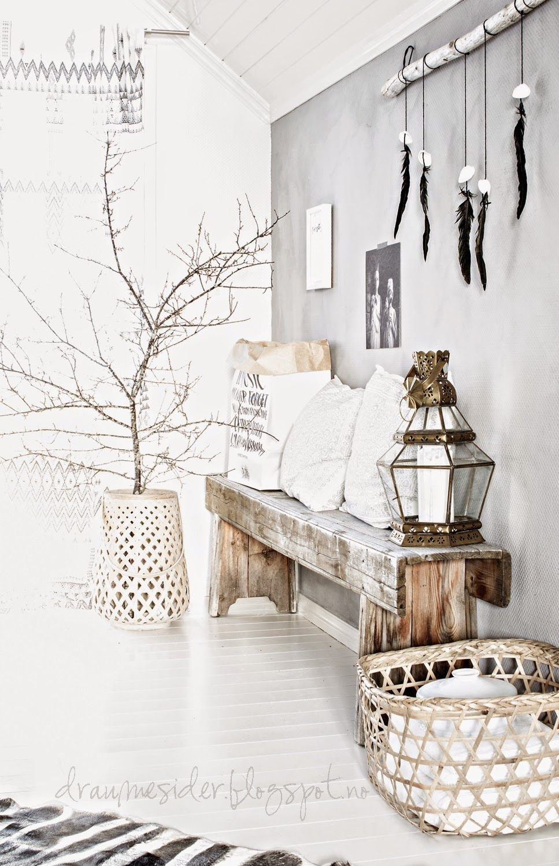 interieur wonen in de bohemian stijl woonblog stijlvolstylingcom