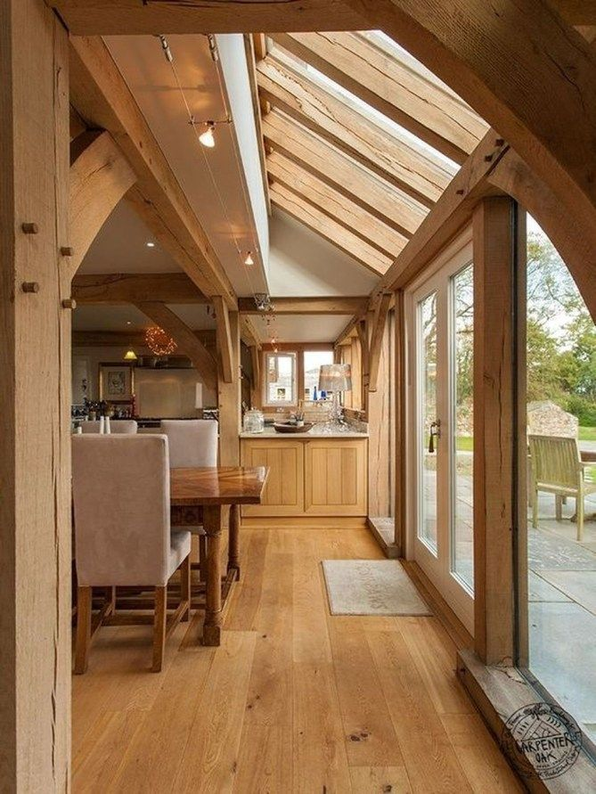 38 Breathtaking ideas for the conservatory kitchen  – My future home ;-)