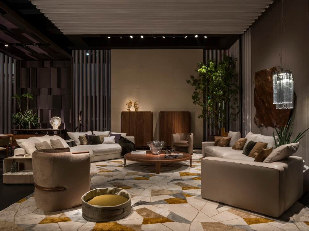 Modular sofa, Luxury homes