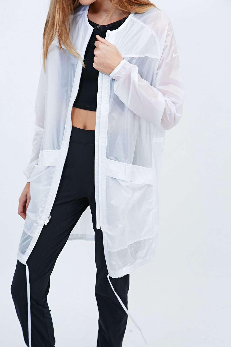 BlancheIdee NikeEt Nike Transparente Nike Veste IYHED29eW