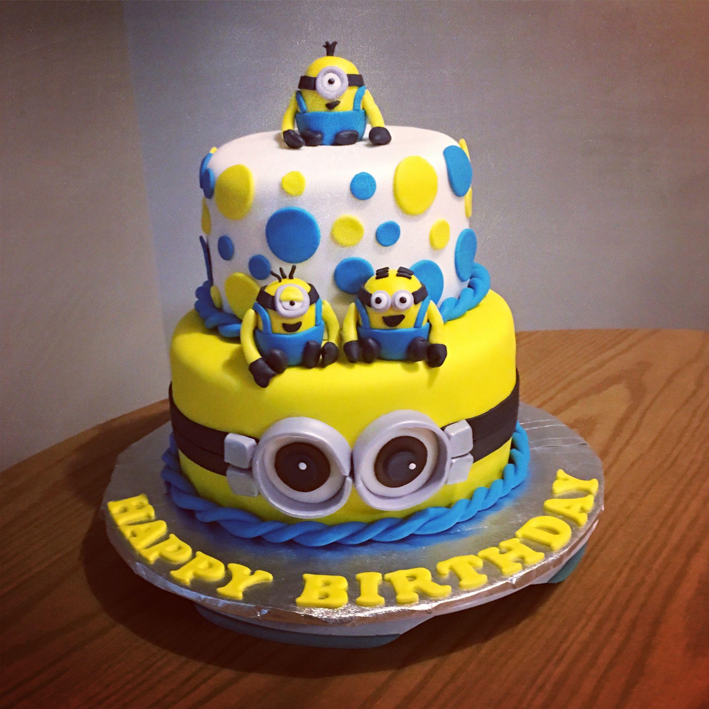 minion birthday cake  minion birthday cake cake minion