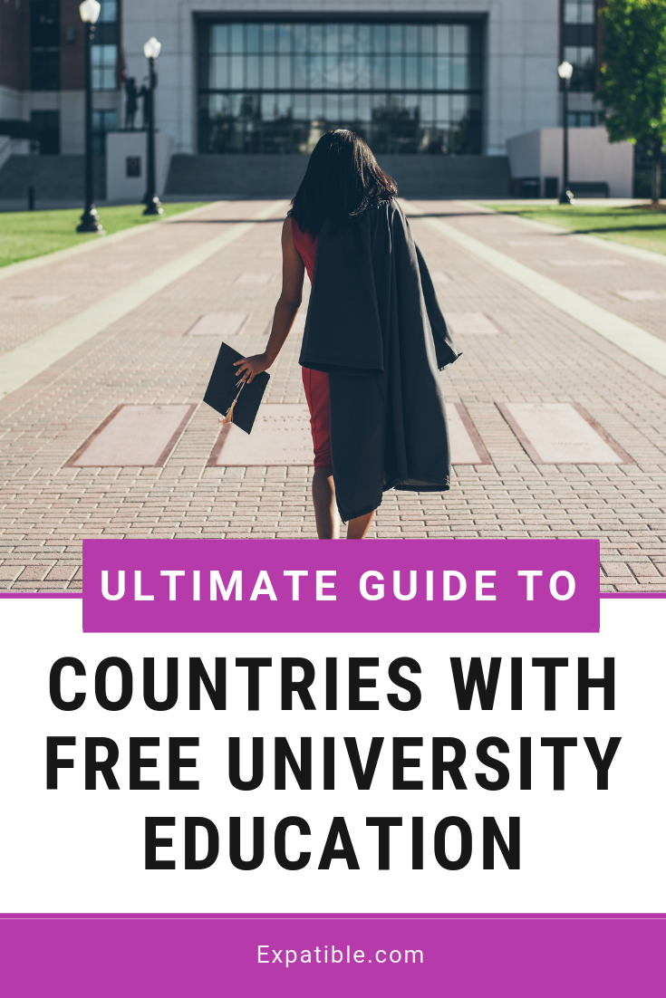 A Really Complete Guide To Educational >> Complete Guide To Countries Where You Can Study Abroad For Free
