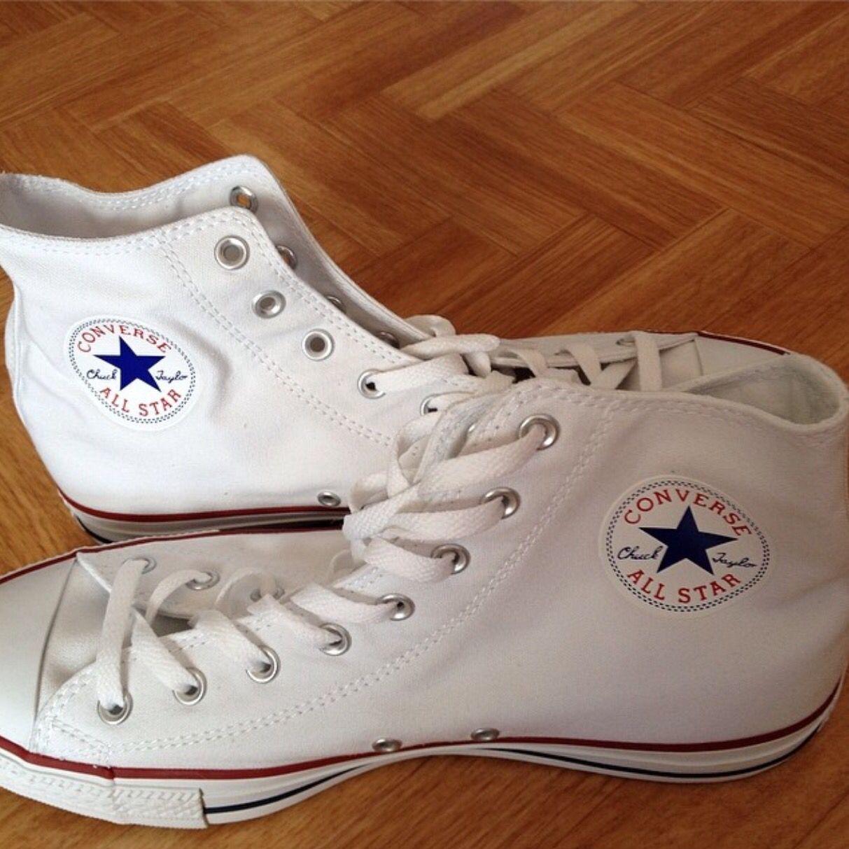 Converse weiß ❤️❤️