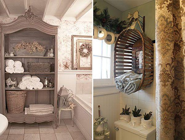 add glamour with small vintage bathroom ideas - Vintage Bathroom Designs