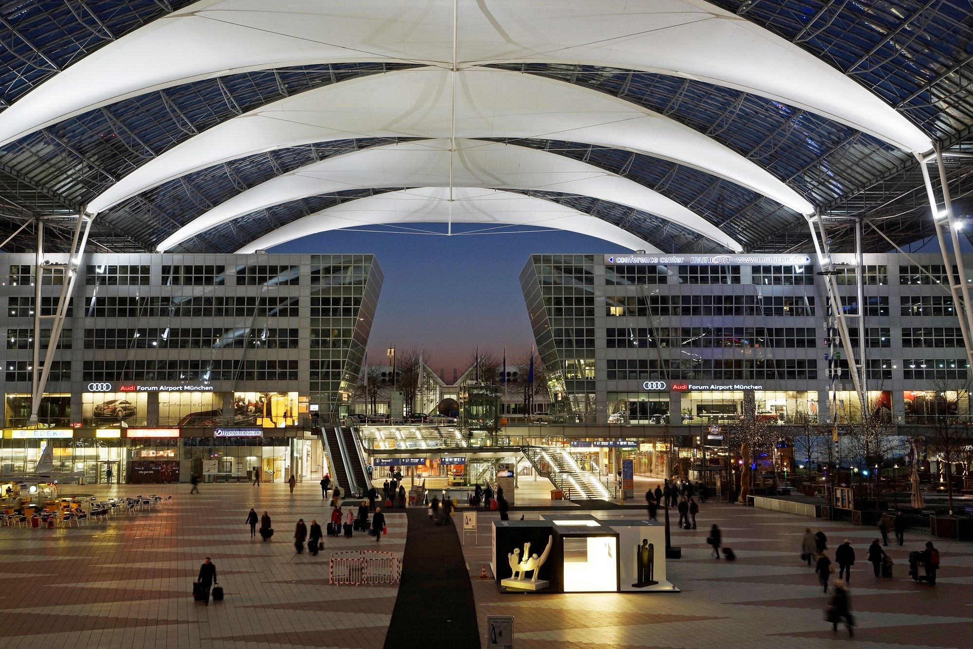 Munich Airport Flughafen Munchen Munich Airport Top 10
