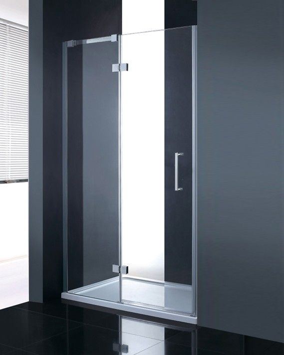 Fortuna Elite 8mm Frameless Pivot Shower Door Enclosure 1200mm & Fortuna Elite 8mm Frameless Pivot Shower Door Enclosure 1200mm ... Pezcame.Com