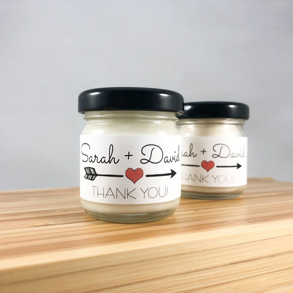 Wedding Favor Candles - Wedding Favors for Guests