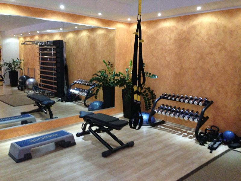 File:Studio IN personal training Lugano.JPG | Gym | Pinterest ...