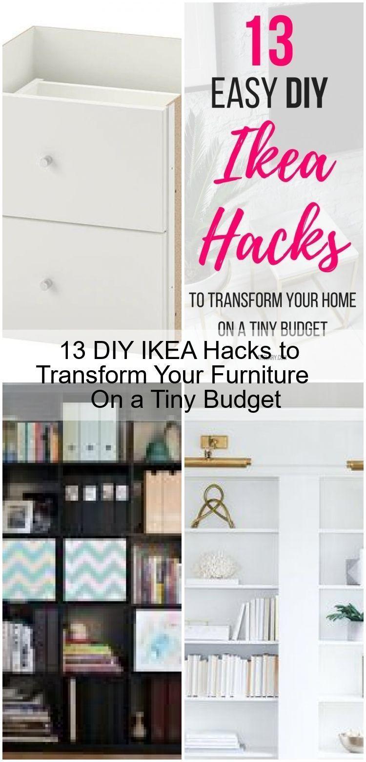 Good Foto 13 Diy Ikea Hacks Mit Denen Sie Ihre Mobel Mit Kleinem Budget Umbauen Konnen Tipps Deshalb Hier Haben Wir B Diy Ikea Hacks Ikea Hack Ikea Diy