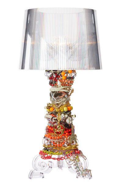 Lampe Kartell Bourgie : les designers la réinterprètent   Philippe ...