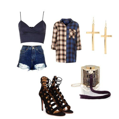 How to wear grunge in the summer? - Join the Conversation - Motilo