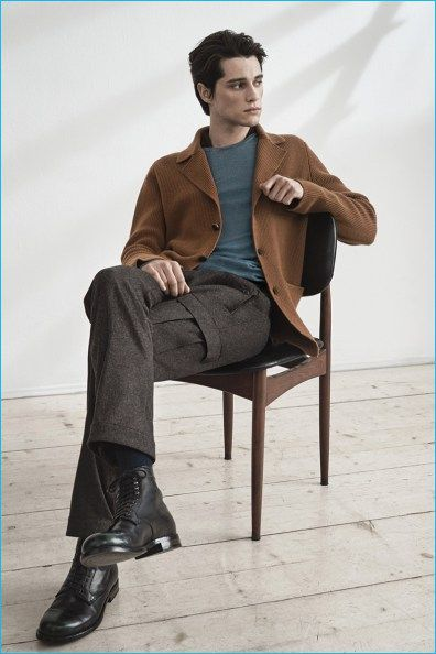 Boglioli Delivers Tailored Elegance for Fall Campaign – 1-Reference