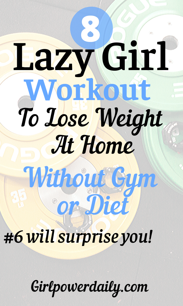 Want to lose weight without gym or diet? Want to lose weight quick?  Check out these easy Lazy girl workout hacks to lose weight in a week effortlessly! This article will include Lazy workout in bed, easy ab workout, for toning your legs and being fit the easy way! Click below and find out more.