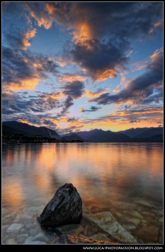 Maggiore Lake, Stresa, Italy