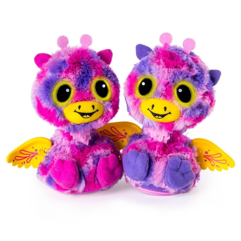 Hatchimals Surprise Zuffin Twins Blue/pink Speckled Egg With Bonus Bracelet Bnib Electronic & Interactive