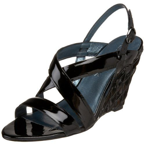 daniblack Womens Vista SandalBlack7 M US >>> Click image to review more details.(This is an Amazon affiliate link and I receive a commission for the sales)