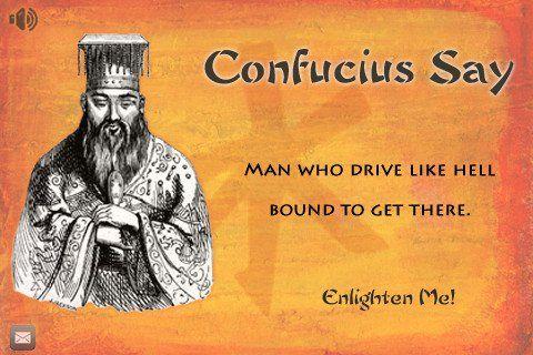 Confucius Quotes Jokes by @quotesgram   WORDS   Confucius ...