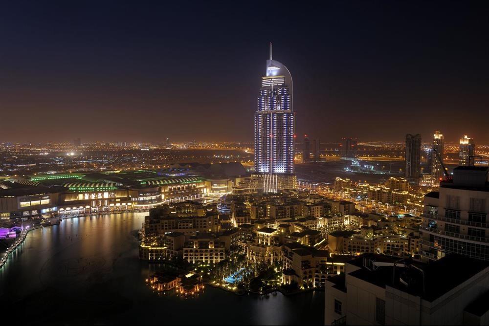 Ramada Downtown Dubai Hotel Cityscape