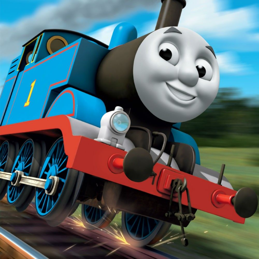 Buy Walltastic Thomas The Tank Engine And Friends Wallpaper Mural