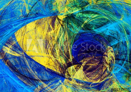 Bright color painting background. Abstract paint texture. Modern multicolor pattern. Fractal artwork for creative graphic design , #Aff, #Abstract, #paint, #texture, #background, #Bright #Ad
