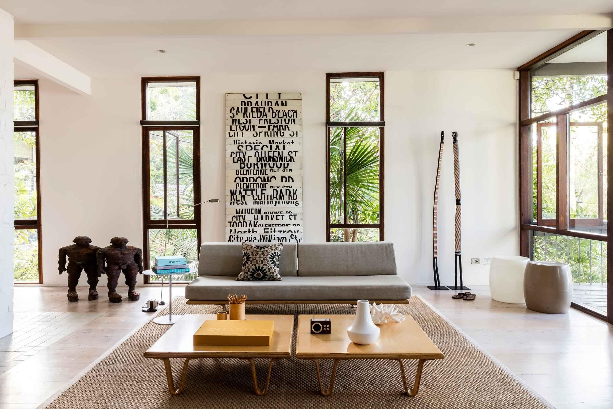 Midcentury modern Aussie beach house will kickstart your weekend ...