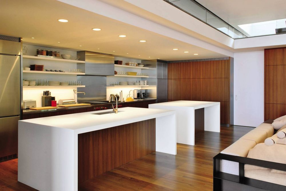Modern Kitchen By Peter Gluck And Partners, Architects And Insight  Environmental Design In Chicago