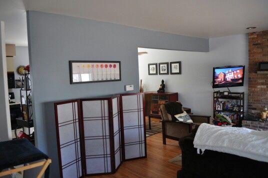 Valspar Evening Eclipse   Home, Living room paint, Living ...