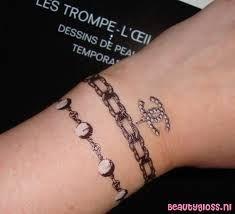 Afbeeldingsresultaat Voor Armband Tattoo Vrouw Armband