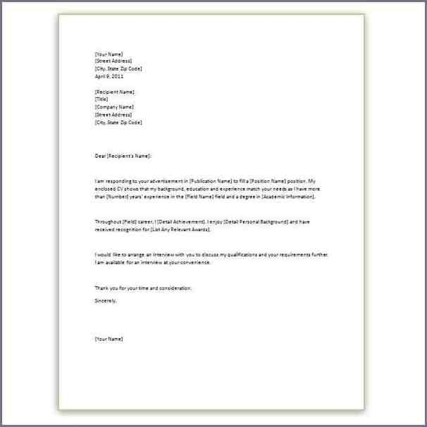 Sume Cover Letter Simple Curriculum Vitae Format Free Download For